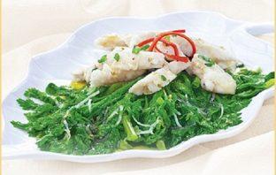 Cách làm gỏi cá hấp kiểu Nhật ngon chuẩn vị